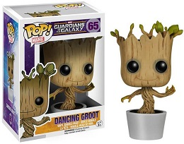 Funko POP: Guardians of the Galaxy: Dancing Groot- Used