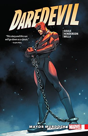 Daredevil: Back In Black: Volume 7: Mayor Murdock TP