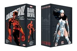 Daredevil by Frank Miller Box Slipcase TP Set MR