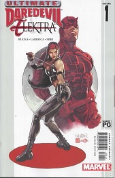 Ultimate Daredevil and Lektra (2003 Series) Complete Bundle - Used