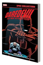 Daredevil Epic Collection: Last Rights TP