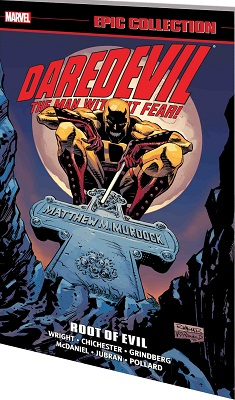 Daredevil Epic Collection: Root of Evil TP