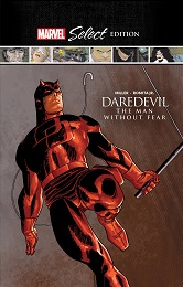 Marvel Select Daredevil: Man Without Fear HC