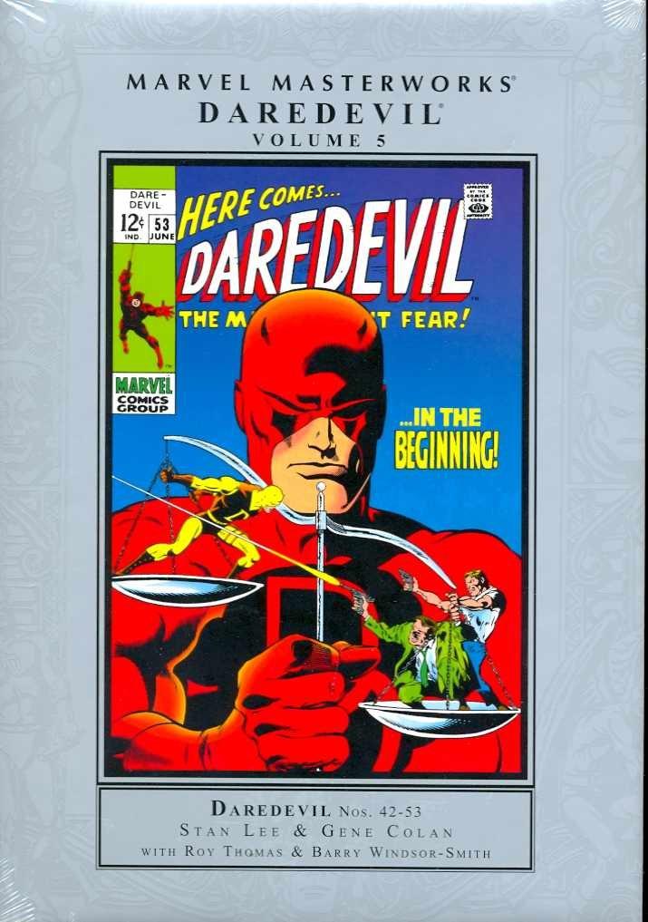 Marvel Masterworks: Daredevil: Volume 5 HC - Used