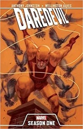 Daredevil Season One HC - Used