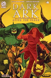 Dark Ark: After the Flood no. 4 (2019 Series)
