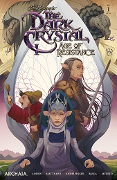 Dark Crystal: Age of Resistance (2019) Complete Bundle - Used