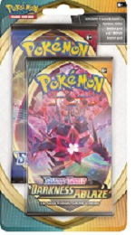 Pokemon TCG: Sword and Shield: Darkness Ablaze Bonus Pack