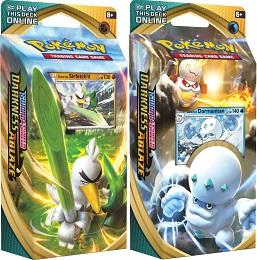 Pokemon TCG: Sword and Shield: Darkness Ablaze Theme Decks