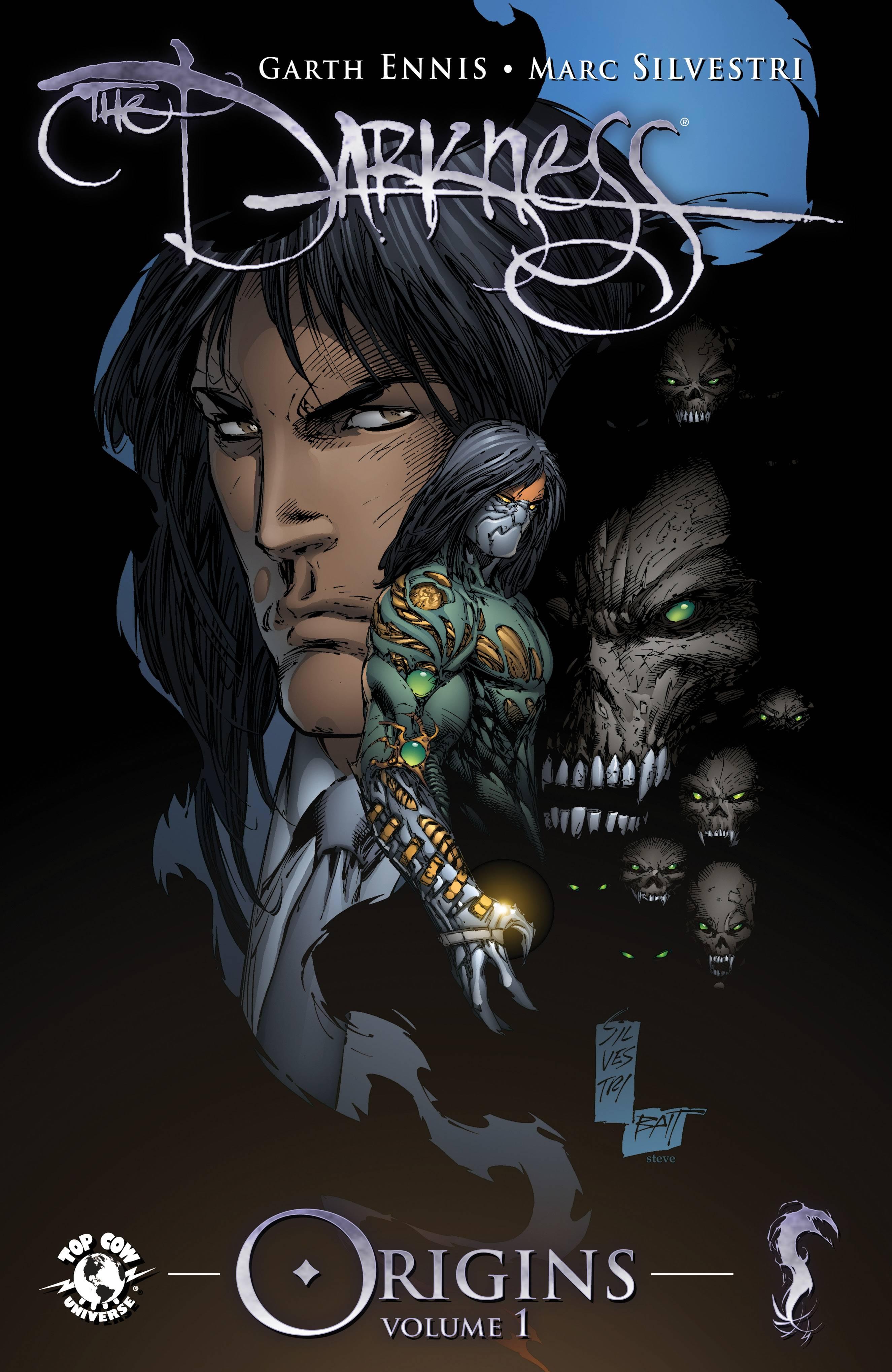 Darkness: Origins Volume 1 TP (MR)