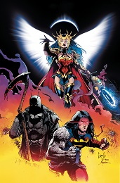 Dark Nights: Death Metal no. 1 (2020 Series)