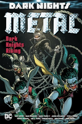 Dark Nights Metal: Dark Nights Rising HC