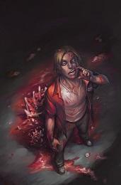 Dark Red no. 9 (2019 Series)