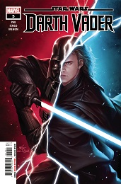 Star Wars: Darth Vader no. 5 (2020 Series)