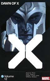 Dawn of X Volume 12 TP