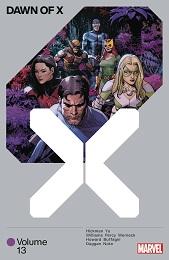 Dawn of X Volume 13 TP