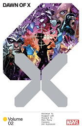 Dawn of X Volume 2 TP