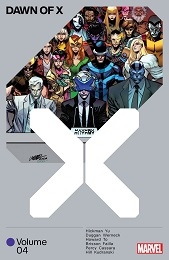 Dawn of X Volume 4 TP