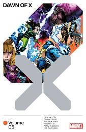 Dawn of X Volume 5 TP