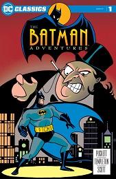DC Classics: The Batman Adventures no. 1 (2020 Series)