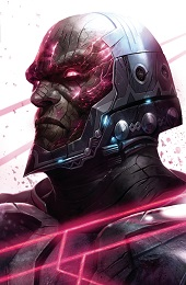 Dceased no. 6 (6 of 6) (2019 Series) (Card Stock Variant)