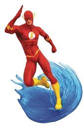 DC Gallery: Flash PVC Figure