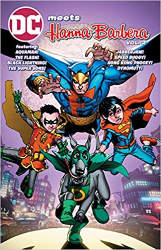 DC Meets Hanna Barbera: Volume 2 TP