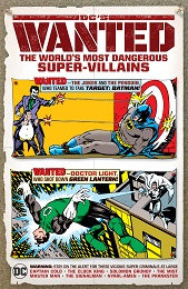 DC's Wanted: The Worlds Most Wanted Super-Villains HC