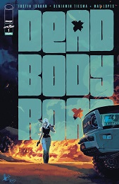 Dead Body Road: Bad Blood no. 1 (2020 Series) (MR)