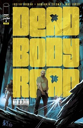 Dead Body Road: Bad Blood no. 4 (2020 Series) (MR)