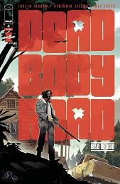 Dead Body Road: Bad Blood no. 6 (2020 Series) (MR)