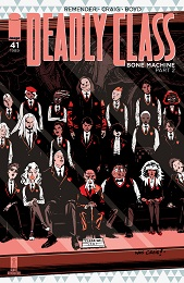 Deadly Class no. 41 (2014 Series) (MR)