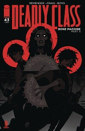 Deadly Class no. 43 (2014 Series) (MR)