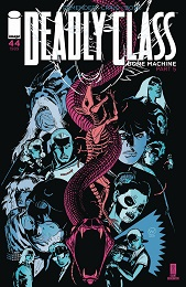 Deadly Class no. 44 (2014 Series) (MR)