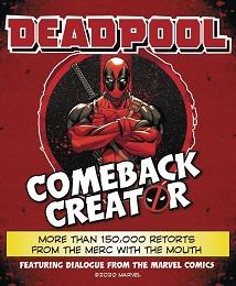 Deadpool Comeback Creator HC
