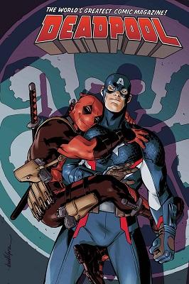 Deadpool: Volume 4 HC (2015 Series)