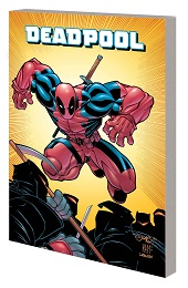 Deadpool by Joe Kelly: Complete Collection Volume 1 TP