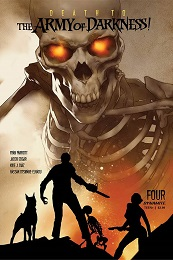 Death to the Army of Darkness no. 4 (2020 Series)