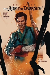 Death to the Army of Darkness no. 5 (2020 Series)
