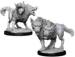 Dungeons and Dragons: Nolzur's Marvelous Unpainted Miniatures Wave 11: Death Dog