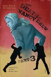 Nancy Drew and the Hardy Boys: The Death of Nancy Drew no. 3 (2020 Series)