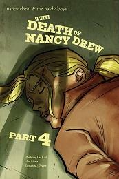 Nancy Drew and the Hardy Boys: The Death of Nancy Drew no. 4 (2020 Series)