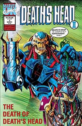 Deaths Head II (1992 1st Series) Complete Bundle - Used