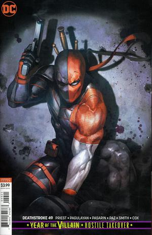 Deathstroke no. 49 (2016 Series) (Variant)