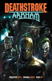Deathstroke Arkham TP