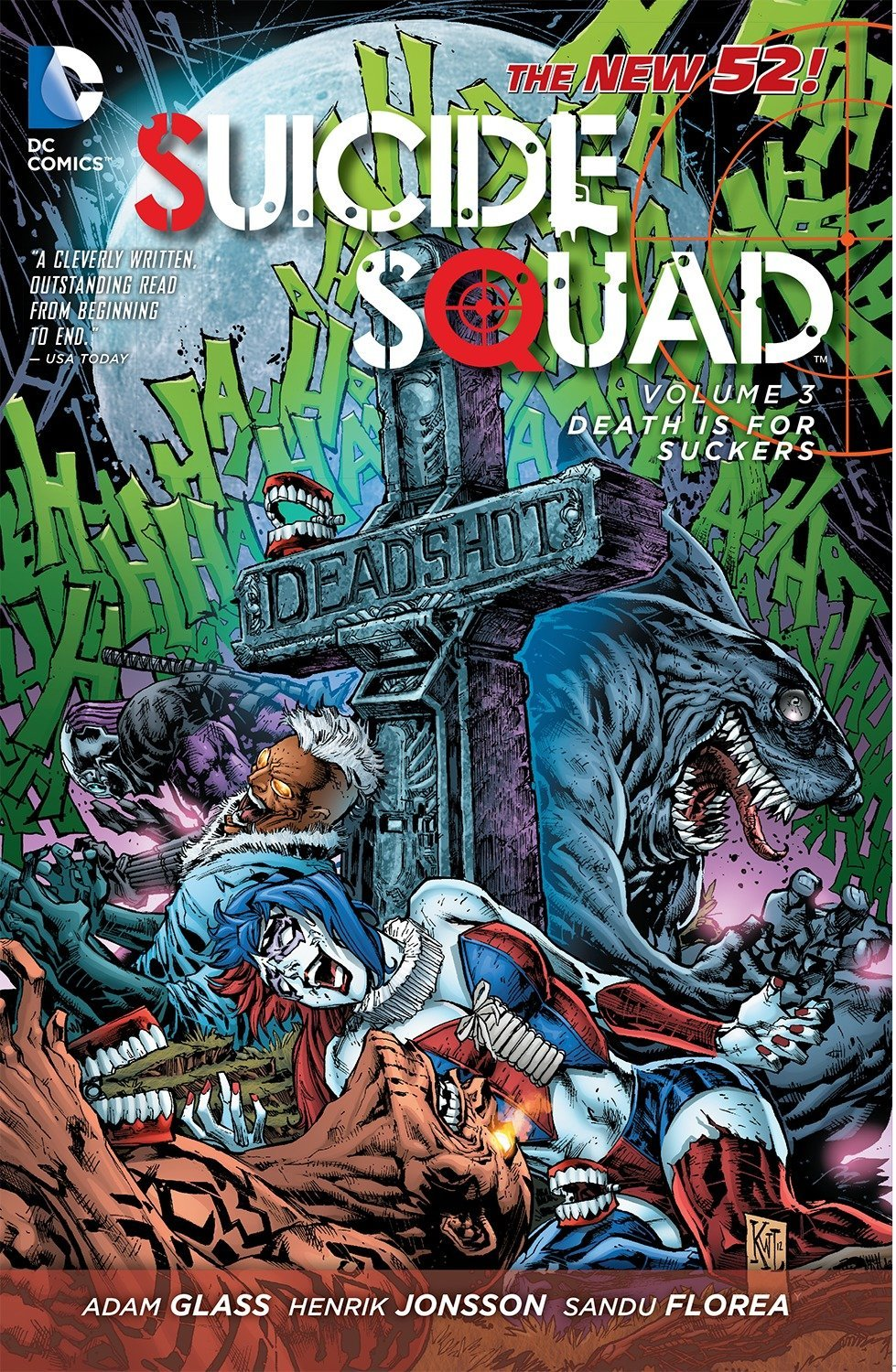 Suicide Squad: Volume 3: Death is for Suckers TP - Used