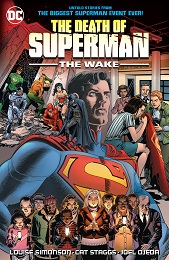 Death of Superman: The Wake TP