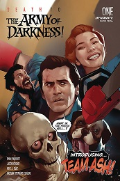 Death to the Army of Darkness no. 1 (2020 Series)