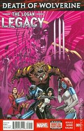 Death of Wolverine: The Logan Legacy (2014 Series) Complete Bundle - Used