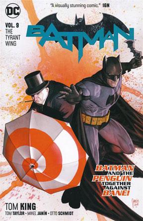 Batman Volume 9: The Tyrant Wing TP